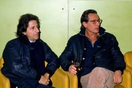 Giorgio Gaber ed Enzo Jannacci
