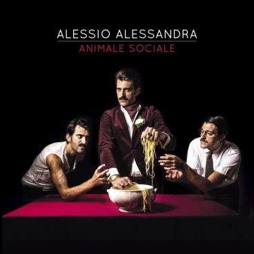 ALBUM Animale Sociale - Cover