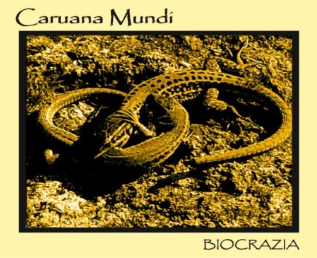 Cover Album Biocrazia