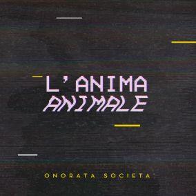 cover album onorata ANIMA ANIMALE