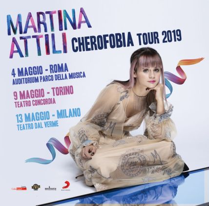 Locandina Cherofobia Tour